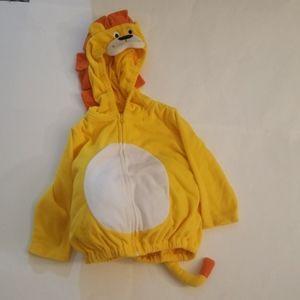 Carter's Boys Lion Halloween Costume 24 Months